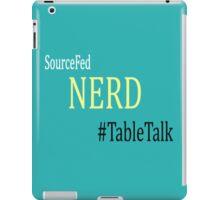 Sourcefed - Nerd - #TableTalk - Reddit - (Designs4You) iPad Case/Skin