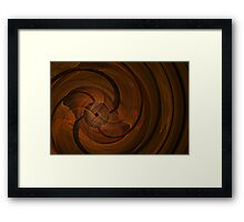 Autumnal Winds Framed Print