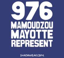 976 Mamoudzou Mayotte Represent by kaysha