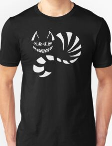 Cheshire Cat Alice In Wonderland Funny T-Shirt