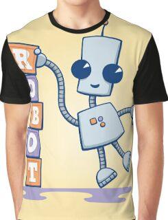 Ned's Blocks Graphic T-Shirt