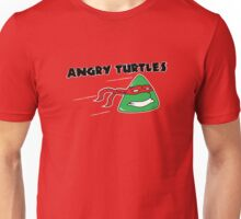 Angry Turtles! Unisex T-Shirt