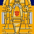 """Transformers - """"The Ark"""" iPhone Case by deadbunneh _"""