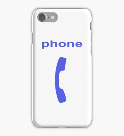 phone iPhone Case/Skin