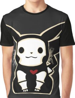 Skel-pika Graphic T-Shirt