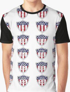USWNT Shields Graphic T-Shirt