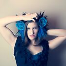 Ahnna In Blue 2 by apatico