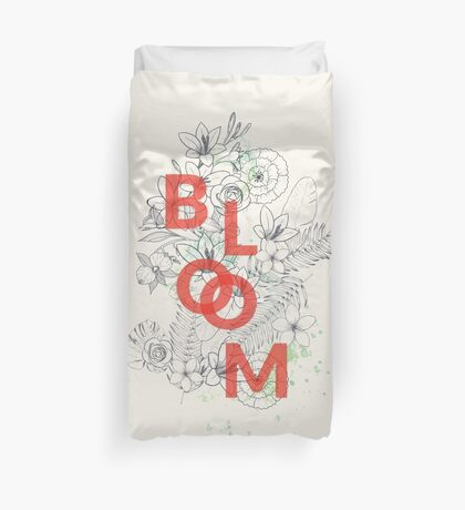 Bloom #redbubble Duvet Cover