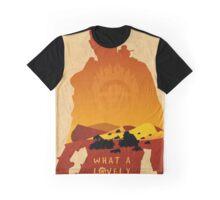 Mad Max Minimalist Graphic T-Shirt