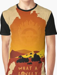 Mad Max Minimalist Graphic T-Shirt