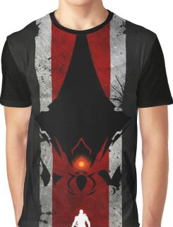 Mass effect T-shirt/Poster Graphic T-Shirt