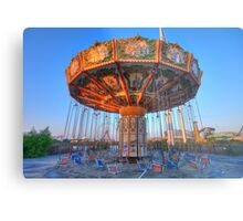 sit and spin Metal Print