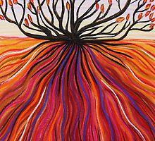 Burning Bush by Georgie Sharp