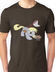 Derpy the Muffin Hunter Unisex T-Shirt
