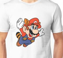 Tanooki Mario Unisex T-Shirt