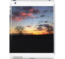 Kansas Sunset iPad Case/Skin