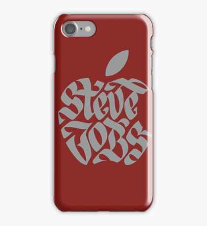 ode to steve jobs iPhone Case/Skin