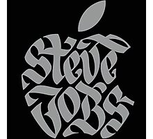 ode to steve jobs Photographic Print