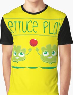 Lettuce Play Graphic T-Shirt