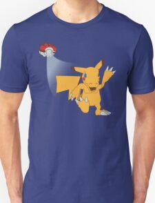 Digital Pocket Monsters T-Shirt