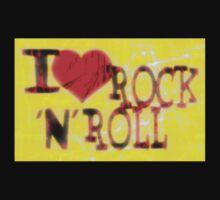 I love Rock & Roll by Nhan Ngo
