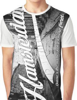 Hamsterdam - Cloud Nine Edition (White) Graphic T-Shirt
