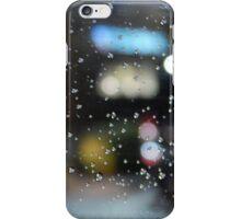 Rain in the City iPhone Case/Skin