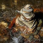 Rock Tower by Jushee