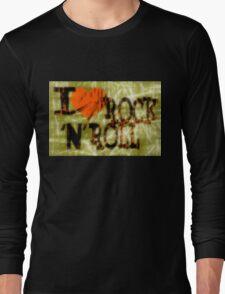 I love Rock & Roll T-Shirt