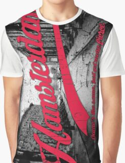 Hamsterdam - Cloud Nine Edition (Red) Graphic T-Shirt