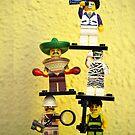 Brick fever by Katarina Kuhar