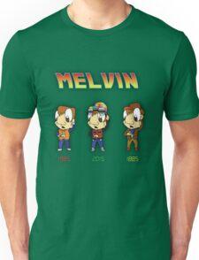 BTTF Melvin Unisex T-Shirt