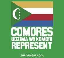 Comores Represent by kaysha