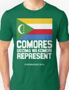 Comores Represent T-Shirt