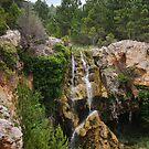 Cascada de la Hiedra, Sierra de Gudar, Aragon, Spain by Andrew Jones