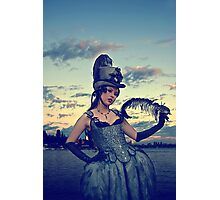 Antoinette On the Water Photographic Print