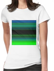 410. In the dark Womens Fitted T-Shirt