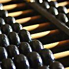 Chinese Abacus by Karen Tregoning