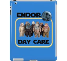 Endor - Day Care iPad Case/Skin