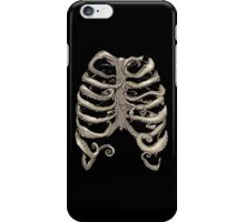 Octopus Ribs iPhone Case/Skin