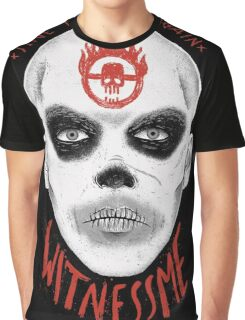 Witness Me Graphic T-Shirt