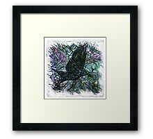The Atlas of Dreams - Color Plate 186 Framed Print