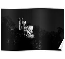 Scottish Castle Turret Poster