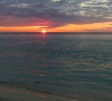 Sunset - Great Barrier Reef (3) by warmonger62