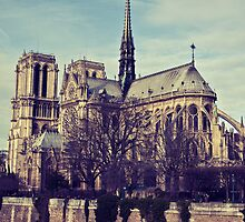 Notre Dame by wendys-designs