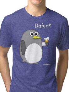 Dafuq? Tri-blend T-Shirt