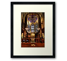 St Johns Alter  Framed Print
