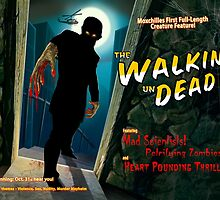 The Walking un Dead by tinymystic