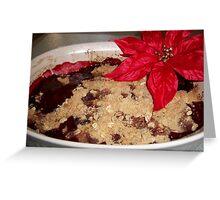 Crisp for Christmas Greeting Card