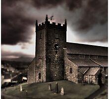 ENGLAND CHURCH Photographic Print